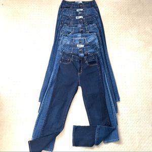(7) Boys Skinny Jeans